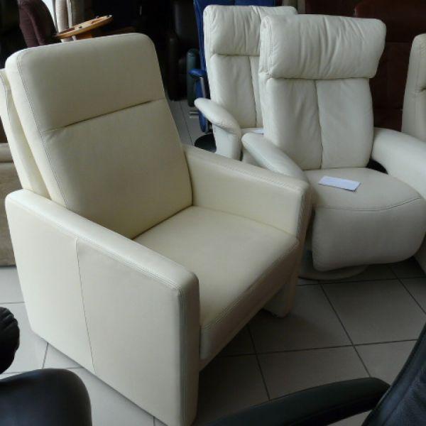 Vaj bőr fix Tv fotel F065