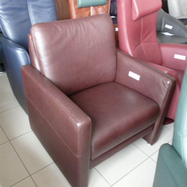 Barna fix Tv fotel F081