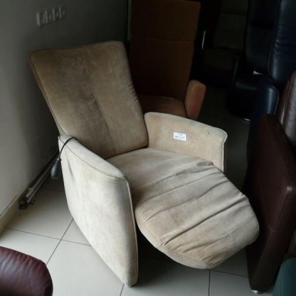 Drapp szövet mechanikus Relax  fotel  F088