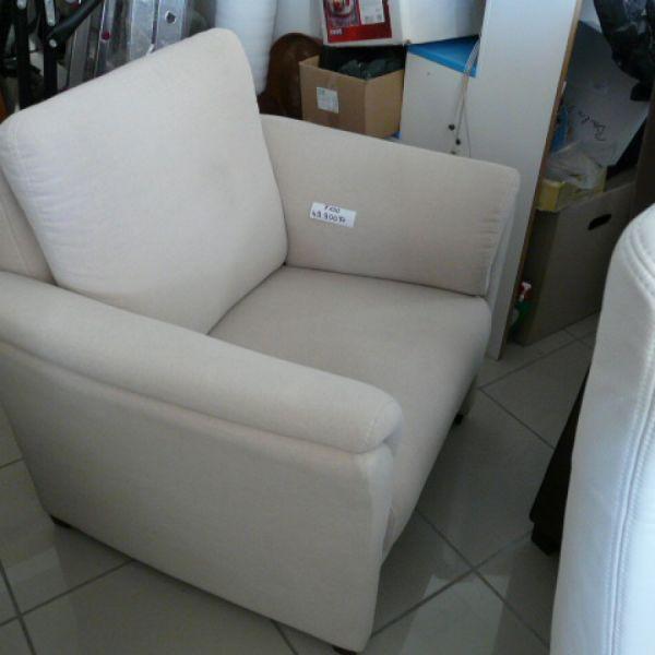 Drapp szövet fix Tv fotel F100